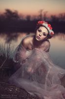 Lady of the Lagoon V by Michela-Riva