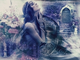 Sweet Dreams Layout by lucemare