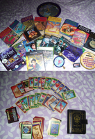 My Harry Potter Collection by ChrissieGirl