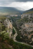Canyon du Verdon by Sparty91