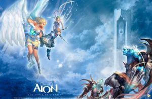 Aion The Tower by shinobireverse