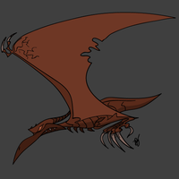 Animated Rodan by AngelzRfalling
