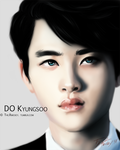 Repaint of my Kyungsoo by The-Rmickey