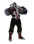 Panthro: TC Encyclopedia by spicemaster