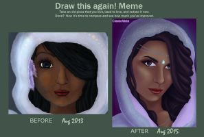 Draw This Again Challenge by Jessica-Nahulan
