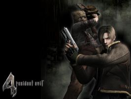 RE4 by xRedemption