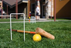Croquet by CheesyPinoy