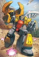 Omega Supreme: Transformers by ZeroMayhem