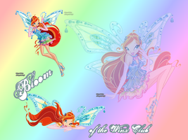 Bloom of the Winx Club V.2 by Harley92