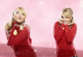 Blend Hayden Panettiere by faby90