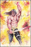 MANOWAR by GAYOUR