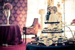 wedding cake by greende