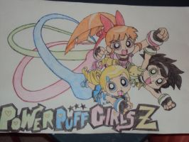 The Powerpuff Girls Z by transformers3roxCB