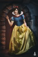 Snow White in the Cottage by Luxxurious