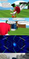 Knuckles the Idiot 4 by MeltingMan234