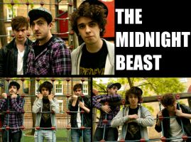 : The Midnight Beast by ChumCati