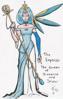 Tarot Series -- The Empress by SerpentineMedia