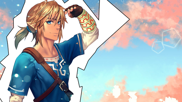 The Legend of Zelda: Breath of the Wild by DonSeyli