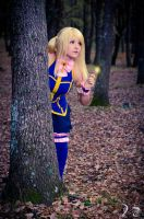 Lucy Heartfilia cosplay Nirvana arc. by InfinityAngel92