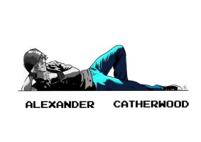 Request: Gamer Catherwood by SleepyWriter