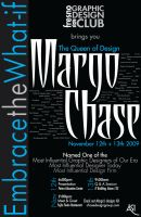 Margo Chase Poster by PlayWithMyHeart