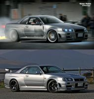Skyline VTR by Mr-Joelson