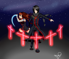 Request: Ita and Rei by madzik23