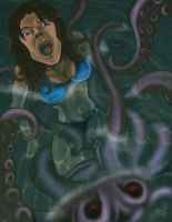 Octopus Attack by Grant-Leon-Smith