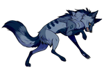 CLOSED - Wolf Adopt 15 by tayuja