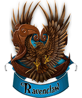 Ravenclaw Stamp by Autlaw