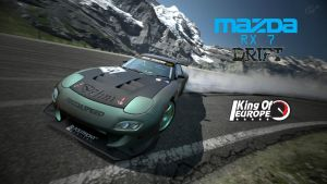 RX 7 drift 2 by Murphygoo