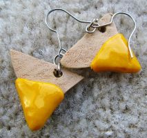 Nacho Earrings by SarahRose