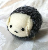 Small Soft Sheep Plush by PinkChocolate14