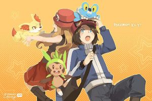 Pokemon XY!!