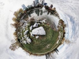 Fisheye Concept World )) by SottoPK