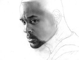 Will Smith WIP by nobodysghost