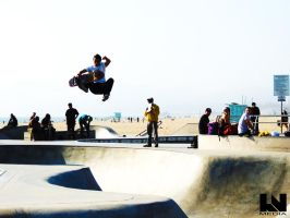 Venice Beach Sessions by Higher-Vision-Media