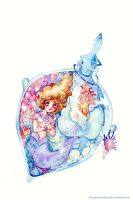 Mermaid bubble by Lovepeace-S