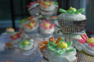 Wedding Cup Cakes by Jmoney007
