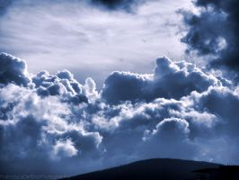 Panna of clouds by FrancescaDelfino