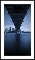 Harbour Bridge by psyfre