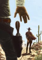 Gunslingers by MrHarp