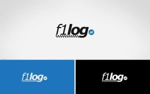 F1LOG logotype by EffectiveFive