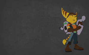 Ratchet and Clank 4 by dragonitearmy