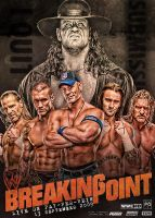 Breaking Point Poster by Y2JGFX