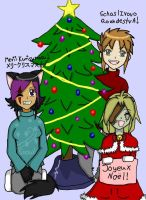 Have a Merry Late Christmas by DRei-chan