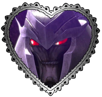 Large Megatron Heart Stamp 2 by TheDarkLadyMegaria