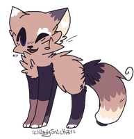 Feline Adopt CLOSED by dragonsweater