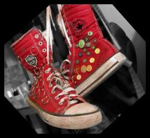 My converse by Xintra