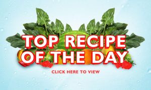 TOP RECIPE OF THE DAY by CoryWayDesign